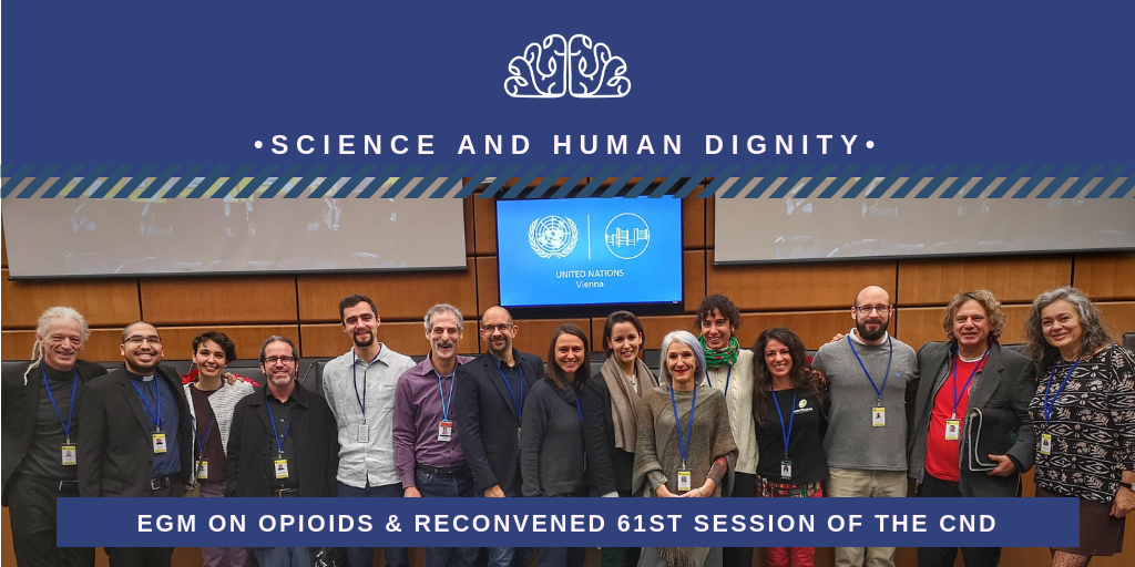 Review: Opioids and Cannabis at the United Nations
