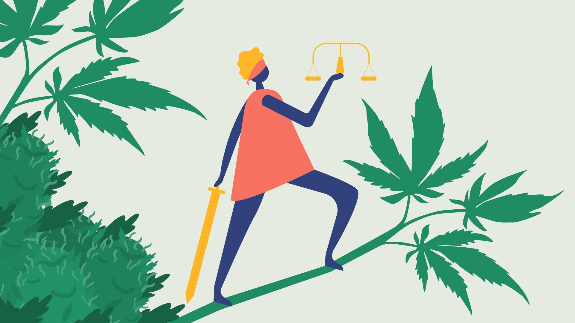 Historische Neuklassifizierung von Cannabis bei den Vereinten Nationen