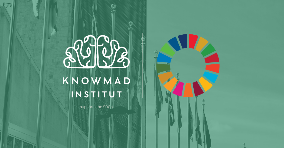 Knowmad Institut beteiligt sich an Global Compact